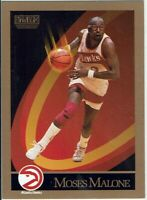 Cartes à Collectionner Basketball Carte NBA Skybox 1990 Moses Malone