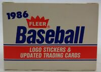 1986 FLEER BASEBALL UPDATE SET🔥🔥 BARRY BONDS,CLARK,CANSECO ROOKIES CASE FRESH