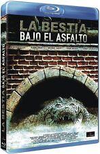 ALLIGATOR (1980)  **Blu Ray B** Robert Forster, Robin Riker,