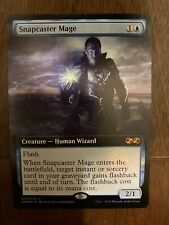 Snapcaster Mage Ultimate Masters Box Topper Foil MTG NM Free Postage