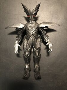 "2001 Bandai UltraMan Ultra Monster Series Neo Baltan Alien Vinyl Figure 7"" X"