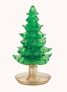 Beverly Crystal 3D Puzzle 50211 Crystal Tree Green Japan