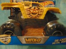 MAX-D 2017 Monster Jam Truck Gold in Color 1:24th scale The Big One