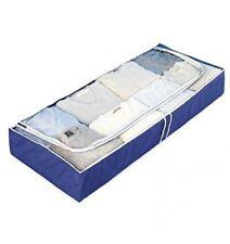 WENKO Unterbettkommode Air 103x45x16 Cm Winterkleidung Dachbodenbox Kleiderbox