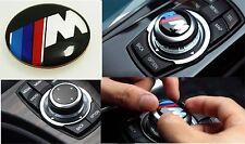 BMW Idrive M tec logo aufkleber emblem multimedia