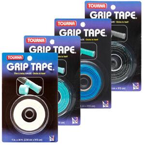 Tourna Tennis Racquet Over Grip Gauze Tape