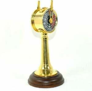 Telegraph Ship Nautical Marine Vintage Antique Telegraph Solid Brass