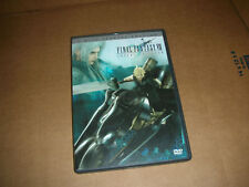 Final Fantasy VII: Advent Children DVD Anime R1