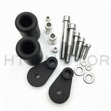 HTTMT Black Frame Sliders crash For HONDA CBR1000RR CBR 1000 RR 2006-2007