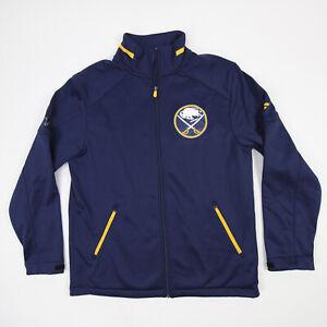 Buffalo Sabres Fanatics  Jacket Men's Navy Used