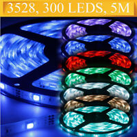 Natale 5m LED Luce Strip 3528 FUNE NASTRO Strip Light Rotolo Impermeabile