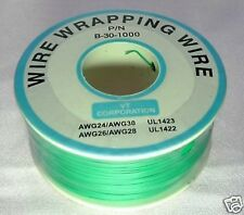 Prototype Wire wrap cable 30AWG 30# 300M Green WII Xbox