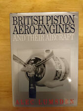 British Piston Aero-Engines And Their Aircraft Book