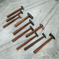 Set of 10 Black Iron Hammer Blacksmith Useful Item