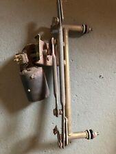 porsche 911 930 windshield wiper motor mechanism linkage complete 74-89