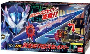 BANDAI Kamen Rider Saber DX HAOUKEN XROSS SABER  From Japan New