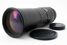 """Sigma APO 170-500mm F/5-6.3 AF Lens for Minolta Sony A Mount Lens   """"Exc+++++"""""""