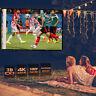 Portable LED/LCD Mini Multimedia Projector Home Theater AV /USB/VGA/HDMI/SD