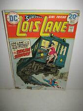 Superman's Girlfriend Lois Lane 137 DC Bronze Age