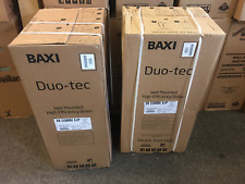 Baxi Duo-tec 28kw Combi Boiler & Flue Natural Gas ErP *7 YEARS WARRANTY* Cheap