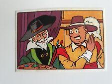 oude sticker Suske en Wiske voor het verhaal Hippus het zeeveulen 1977