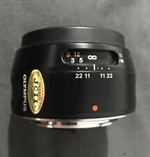 Olympus Lens 50mm 1:2 f/2 PF AF Autofocus OM77, OM88 , OM707 , OM101 SAHI