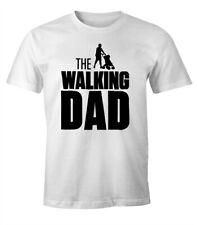 The Walking Dad Shirt Mens T-Shirt Fun moonworks ®