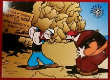 """POPEYE - Individual Card #57 - Fleischer Studios """"POPEYE MEETS SINDBAD"""""""