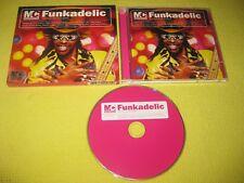 MC Mastercuts The Essential Funkadelic CD Album Dance Funk Soul Rock