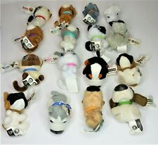 McDonalds The Dog and Cat Plush Lot of 16 Toys