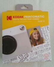 Kodak Printomatic 10MP Digital Camera - White