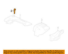 HONDA OEM Engine Appearance Cover-Engine Cover Bolt 90014R40A00