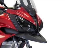 Yamaha MT-07 Tracer 2016 2018 Beak High Front Fender Matt Black - Powerbronze