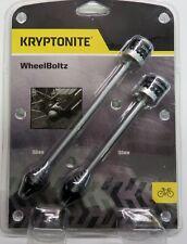 Krytonite Gravity Bicycle Skewers Wheel Boltz Bolts Bike Lock Front & Rear