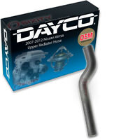 Dayco Upper Radiator Hose for 2007-2012 Nissan Versa 1.8L L4 - Engine ty