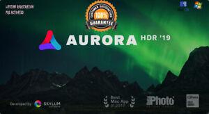 SKYLUM   AURORA HDR 2019   MAC   WINDOWS   PHOTOGRAPHY KIT   AWARD WINNING 