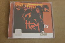 Hey - Fire - Niepokonani CD - POLISH RELEASE NEW SEALED
