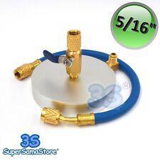 3S porte bouteille 5/16 sae pour gaz réfrigérant  r410a BALANCE support plateau