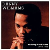 Danny Williams - Pop / Soul Sides 1963-1967 [New CD] With Booklet, Jewel Case Pa