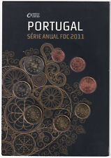 Euroset PORTUGAL 2011 - FDC coin set euros