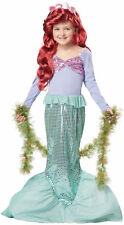 Little Mermaid Child's Costume Size Medium (8-10) Brand New + Free Shipping