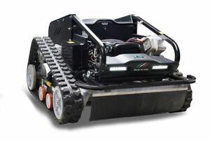 HERKULES Raptor 800 B Hybrid mit Fernsteuerung Raupengestrüppmäher B&S Ab Lager!
