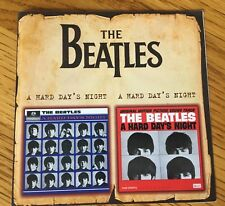 "BEATLES ""A HARD DAYS NIGHT LP & SOUNDTRACK"" 1CD RARE RUSSIAN IMPORT BONUS TRACKS"