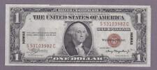 1935A $1.00 HAWAII *BEAUTIFUL AU++* Silver Certificate!         x7a
