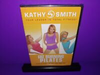 Kathy Smith - Fat Burning Pilates (DVD, 2007) Brand New B463