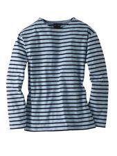 Bretonisches Fischerhemd Capt. Scott, blue-marine. Gr. 48-56. NEU!!! KP 36,95 €