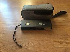 VINTAGE Vivitar 600 Point and Shoot Pocket Camera in Case 1970s
