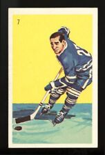 1961 WHEATIES GREAT MOMENTS IN CANADIAN SPORT FRANK MAHOVLICH TORONTO MAPLE LEAF
