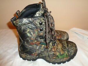 Tamarack Youth Big Timber Hunting Boots Size Boys/Kids Size 6
