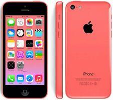 Apple iPhone 5c - 8GB - Red (Unlocked) Smartphone. BRAND NEW SCREEN.
